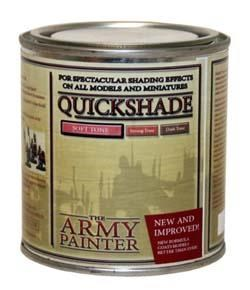 Краска проливка Quick Shade Soft Tone cветлая Army Painter - фото 44350