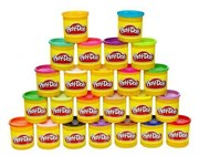 Пластилин Play-Doh Hasbro, 24 цвета