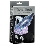 3D Crystal Puzzle головоломка Акула - фото 36071