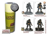 Краска грунтовка Спрей Army Painter Colour Primer Uniform Grey CP3010 - фото 42053