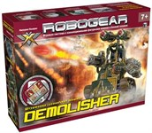 ROBOGEAR Боевая машина солдатиков Империя Полярис РОБОГИР Демолишер Demolisher - фото 46828