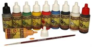 Набор акриловых красок The Army Painter Wargames Hobby Starter Paint Set