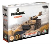 World of Tanks Сборная модель танка Pz.Kpfw. VI TIGER I, 1:56, Hobby World