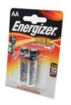 Батарейка 2xAA Energizer MAX+Power Seal LR6 BL2